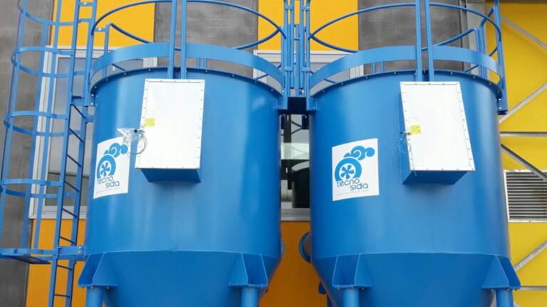 Filtry z węglem aktywnym ATEX