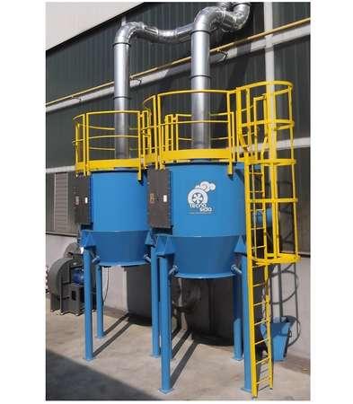 Oczyszczacz z węglem aktywowanym ATEX