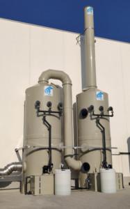 Redukcja oparów pochodzących z mycia płyt