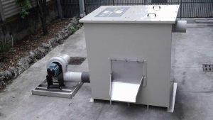 polipropylenowy filtr z węglem aktywnym do uzdatniania powietrza