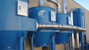 Filtry z węglem aktywnym do redukcji rozpuszczalników
