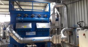 Filtr ATEX do pyłów z obróbki metali