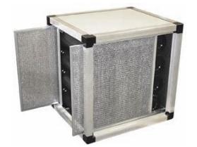 Jednostka filtrująca z węglem aktywnym