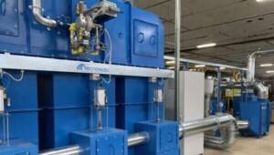 Regeneracyjny utleniacz termiczny i system filtracji wstępnej