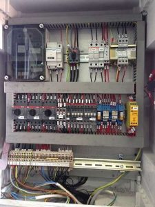 Aplikacja 1: panel elektryczny