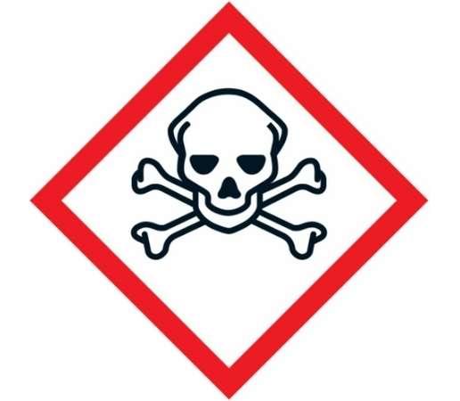 Symbol toksyczności