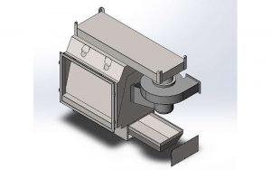 Turbovortex: szczegół układu zewnętrznego