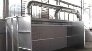 Zastosowanie 2: kabina lakiernicza ATEX