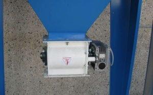 Zastosowanie 2: Filtr workowy samoczyszczący Dustdown (detal)